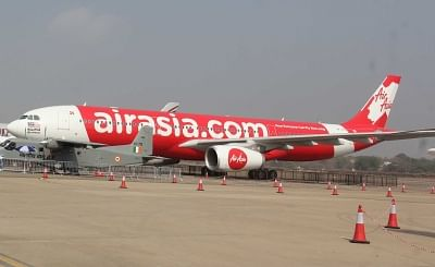 AirAsia Airlines. (File Photo: IANS)