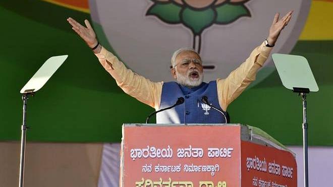 'Diggi Raja Didn't Vote, Committed Big Sin': Modi Attacks Digvijay