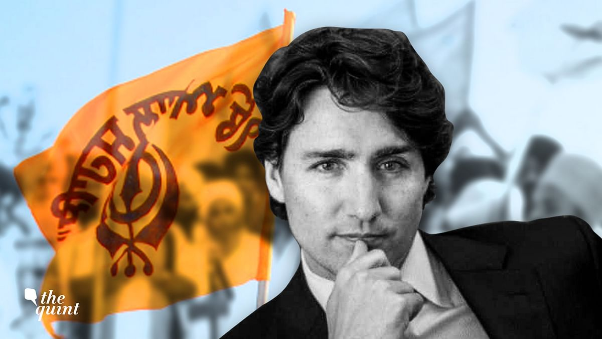 Canadian PM Justin Trudeau's Khalistan Issue That Just Won't Die