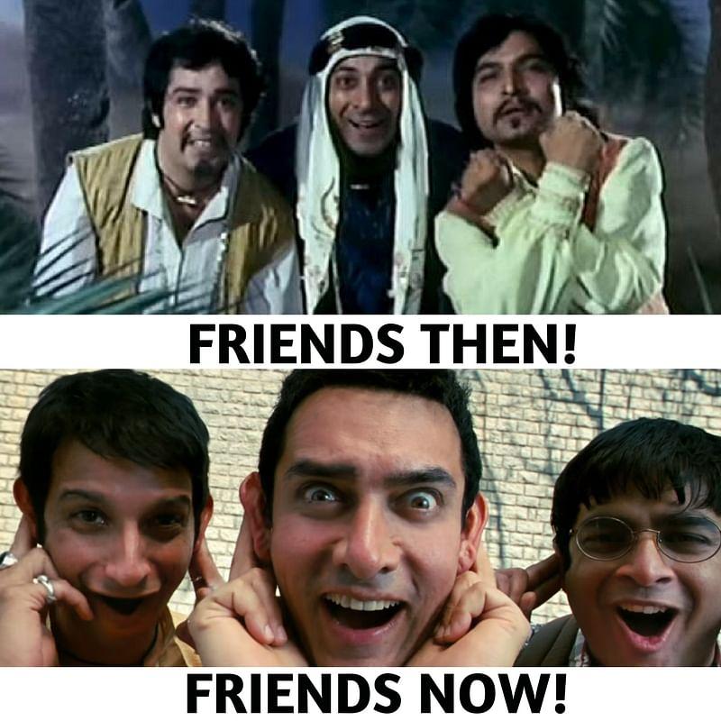Laila Majnu left me appreciating the modern day friend played by the likes of Deepak Dobriyal, Vikrant Massey, Zeeshan Ayyub.