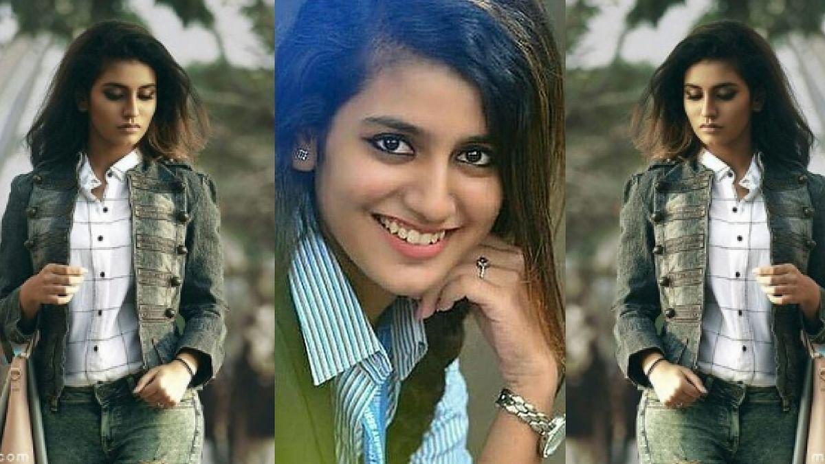 Priya Prakash Varrier has become an overnight celebrity.