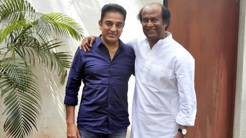 Kamal Haasan has told he will ask Rajinikanth to extend support to his party for the 2021 elections.