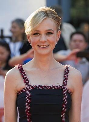 Actress Carey Mulligan. (Xinhua/Zou Zheng/IANS)