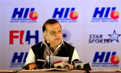 Hockey India League (HIL) chairman Narinder Batra. (Photo: IANS)