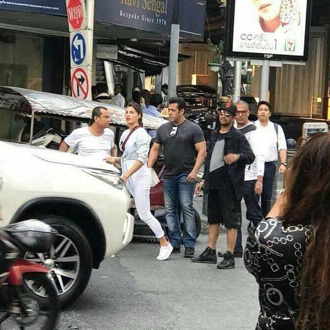How Did Salman- Jacqueline's 'Race 3'  Shoot in Thailand Pan Out?
