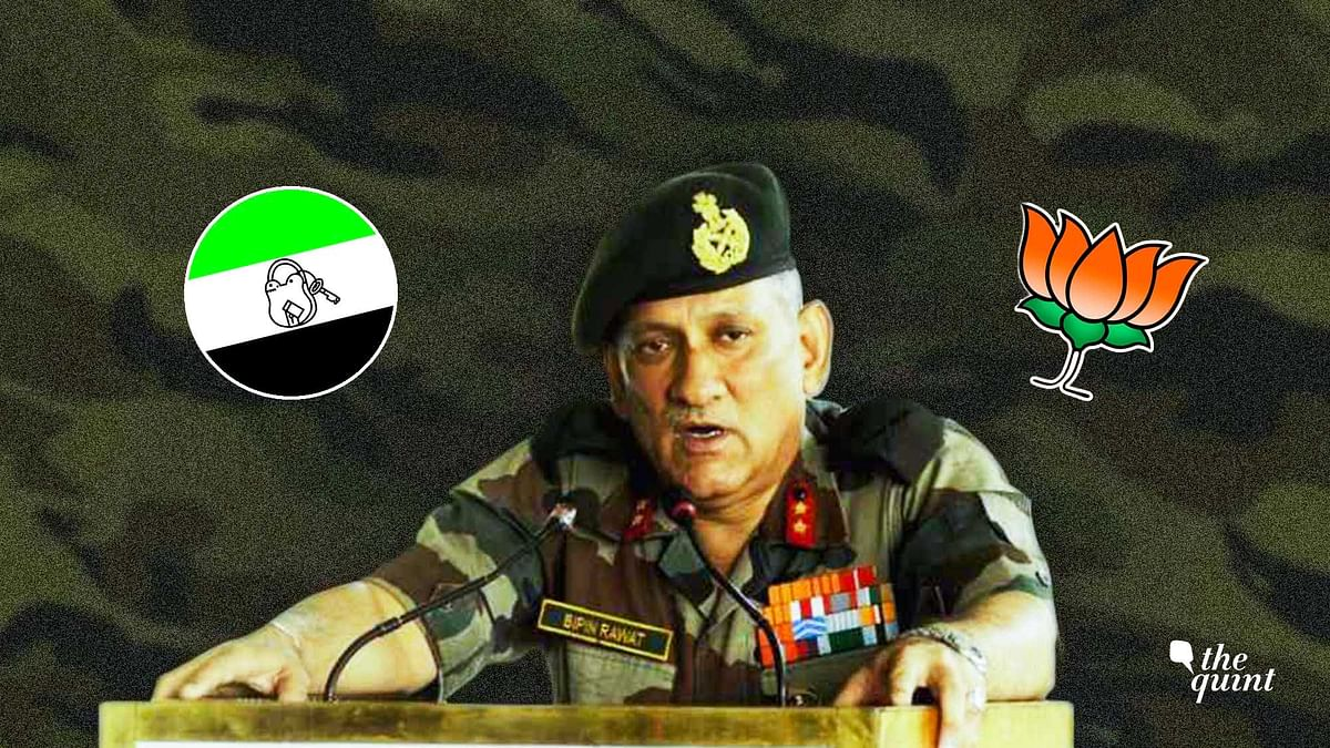 Army chief General Bipin Rawat's comments on illegal immigration from Bangladesh, specifically in the context of Assam on 21 February in Delhi, sparked a row.