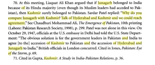 Modi Says Patel Would've Kept All of Kashmir, Historians Think Not