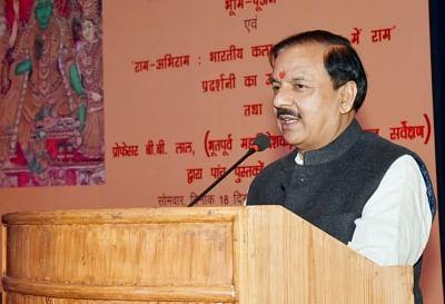 Union Culture Minister Mahesh Sharma. (Photo: IANS/PIB)