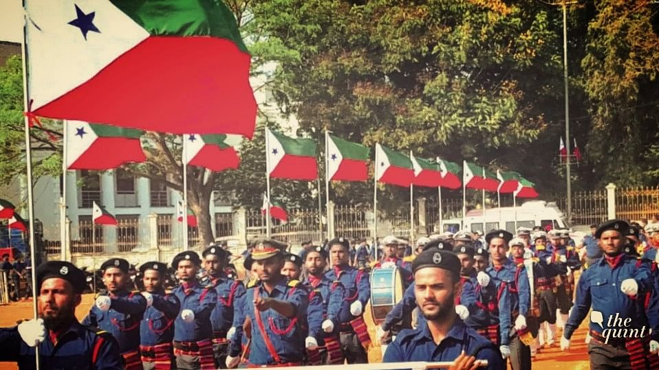PFI members taking part in a rally. Image used for representational purposes.