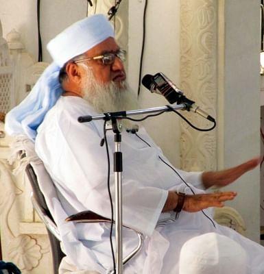 AIMPLB spokesperson Maulana Syed Khaleel-Ur-Rahman Sajjad Nomani. (Photo: IANS)
