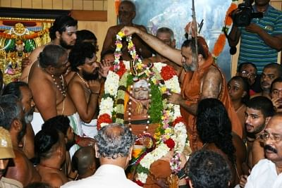 Kanchipuram: Jayendra Saraswathi, the 69th pontiff of the Sankara Mutt who passed away in Tamil Nadu