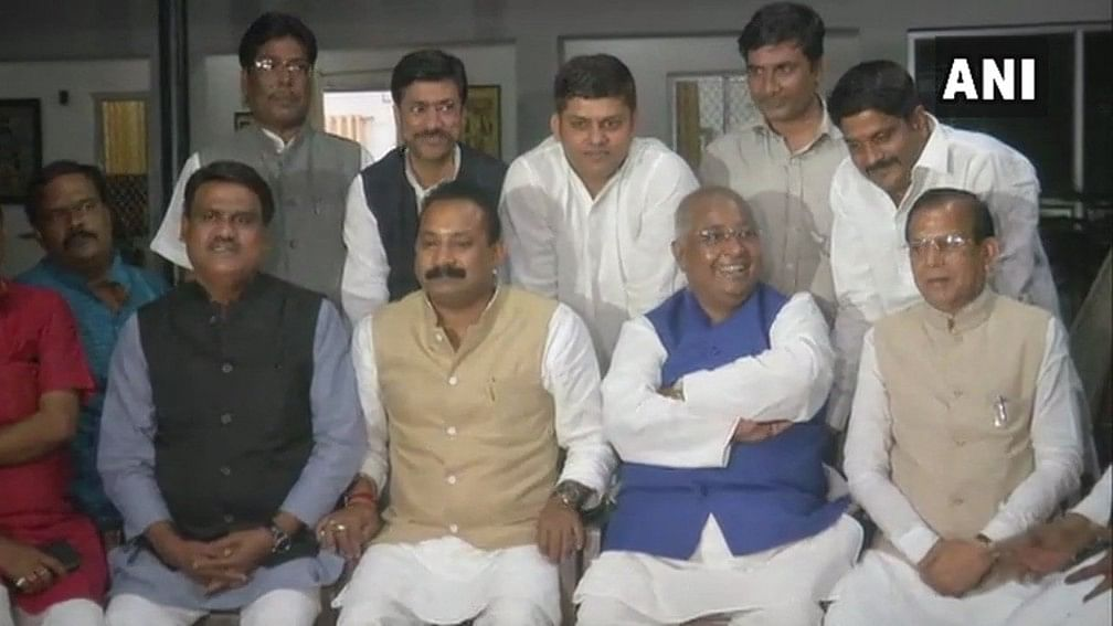 Ashok Chaudhary, Dilip Chaudhury, Tanvir Akhtar, and Ram Chandra Bharti announced that they would join the JD(U), on 28 February.