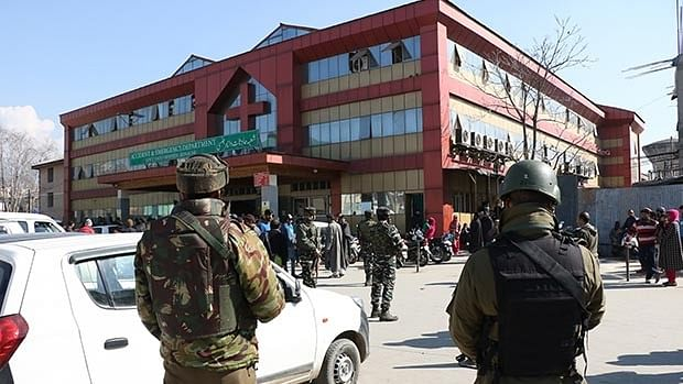 Terror-Related Civilian Deaths in J&K Up 185% From 2013