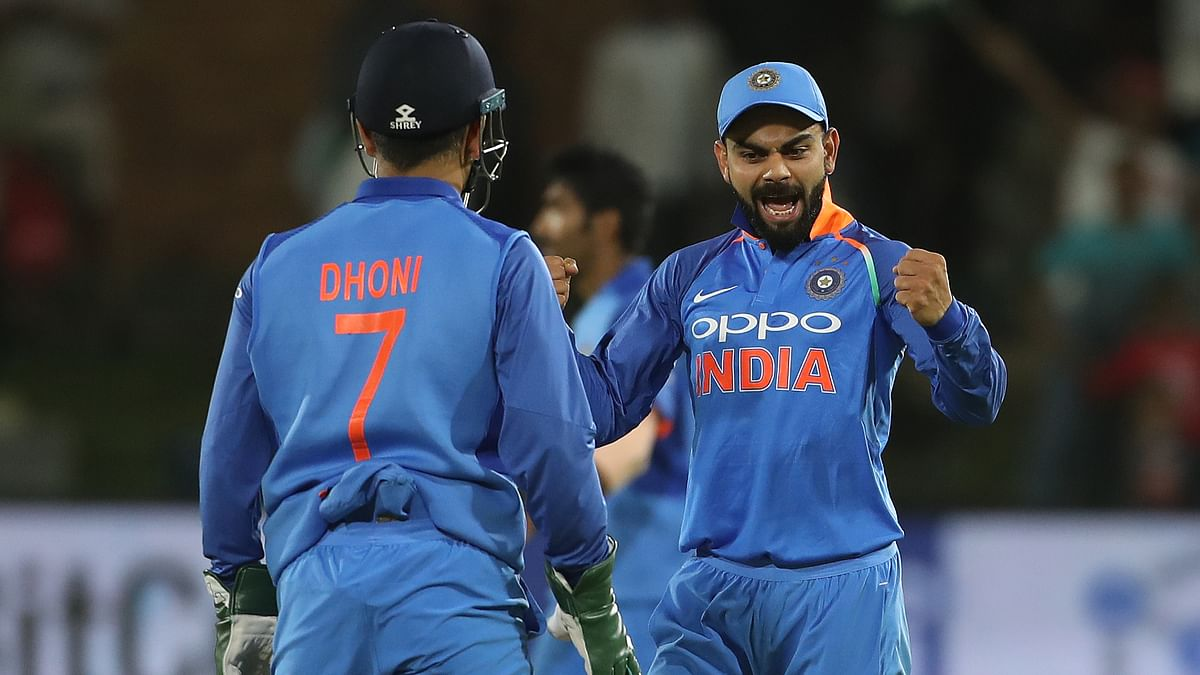 India won their first-ever series in South Africa, this month.