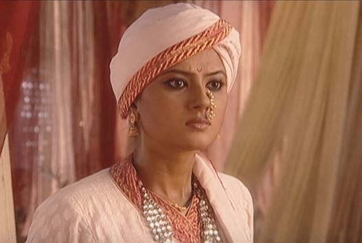Kratika Sengar as Rani of Jhansi.