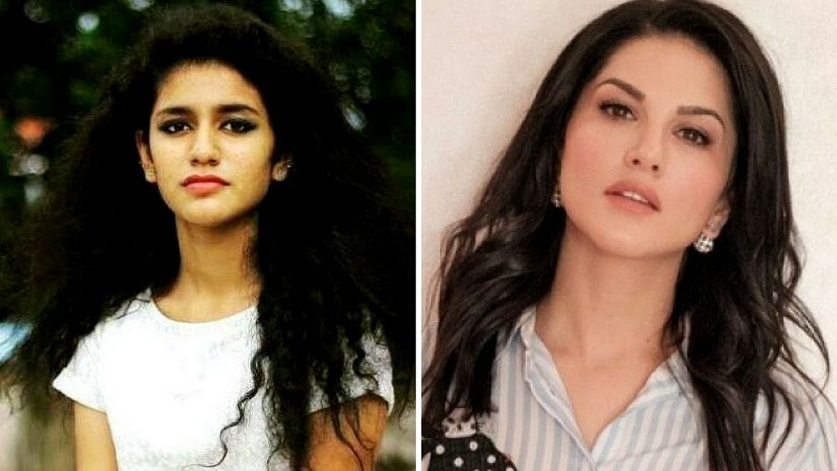 Priya Varrier takes down Sunny Leon as the most searched actress on Google.