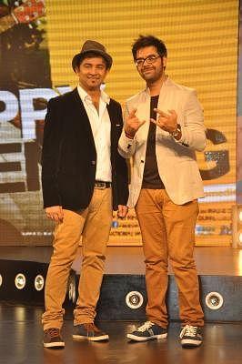 Sachin Sanghvi and Jigar Saraiya. (Photo: IANS)