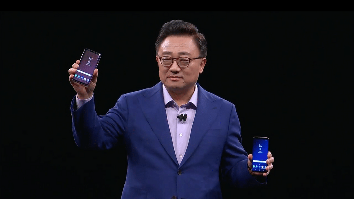 The new Samsung S9 & S9+