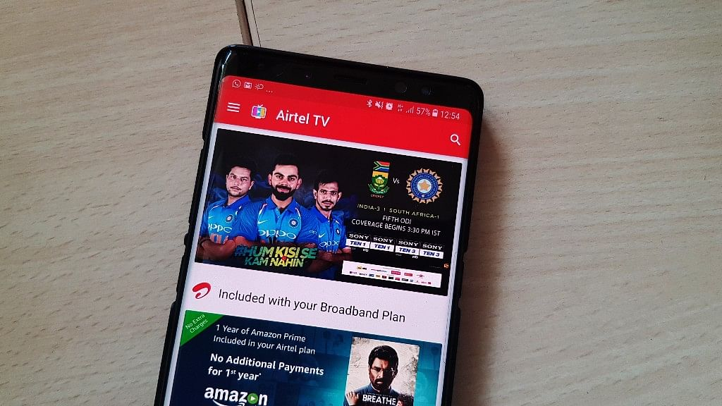 Bug in Airtel Mobile App Could Have Leaked Data of Millions