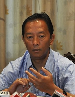 No chance of BJP-GJM alliance in 2019 elections: Binay Tamang