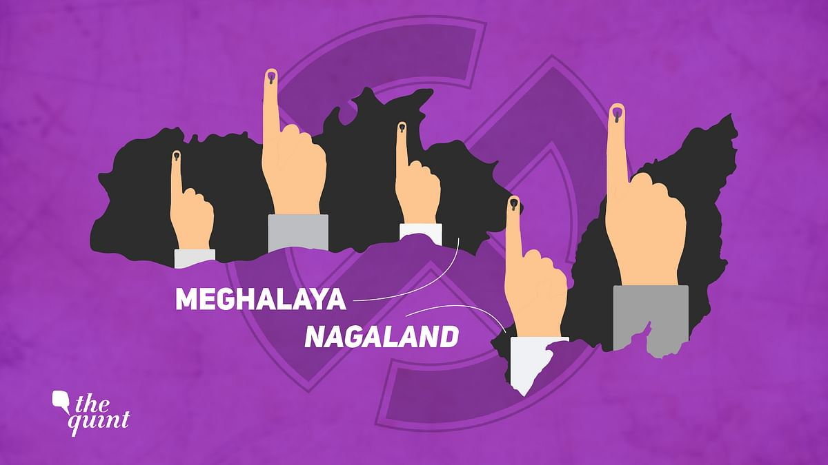 The results for the Assembly elections in Meghalaya and Nagaland will be announced along with that of Tripura on 3 March.