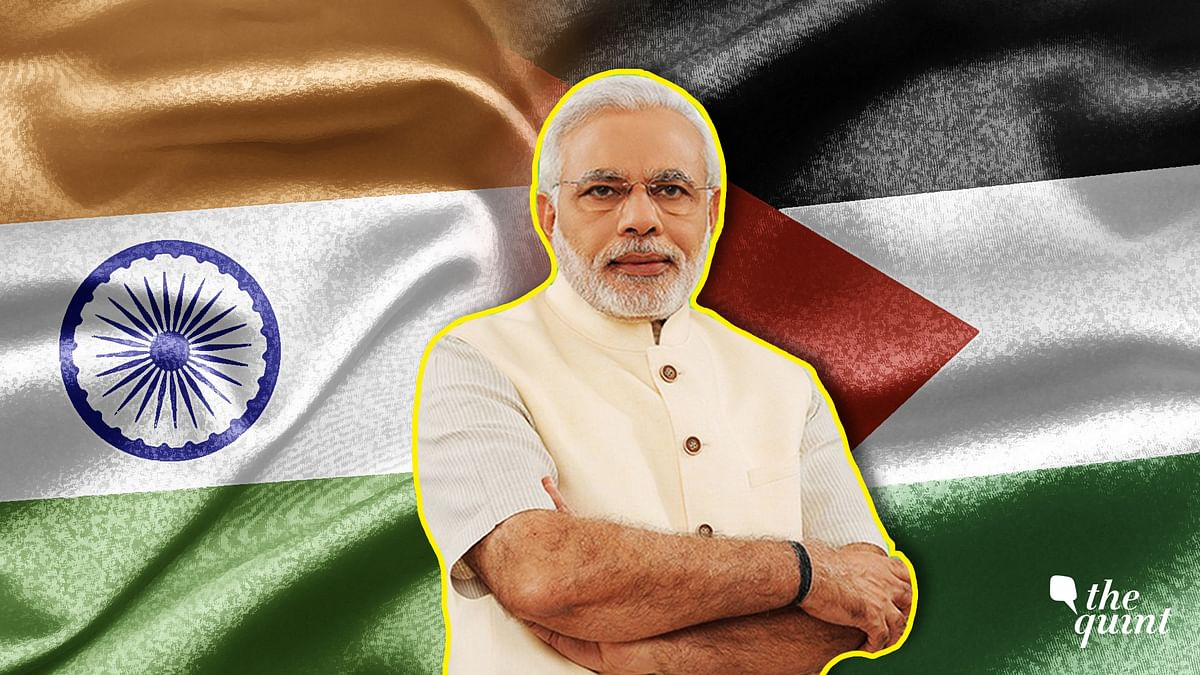 PM Modi's Palestine Tour a 'Game-Changer' — But Not a Positive One