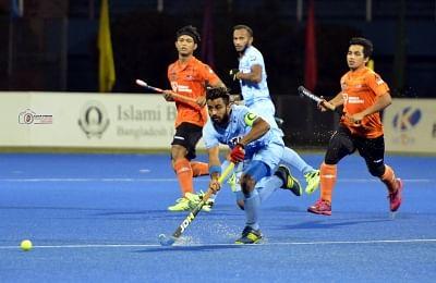 Manpreet Singh. (Photo: IANS)