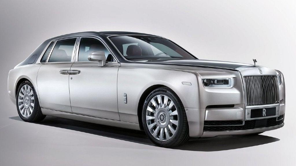 The eight-generation Rolls Royce Phantom offers multiple customisation options.