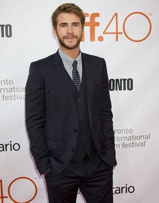 Actor Liam Hemsworth. (File Photo: IANS)