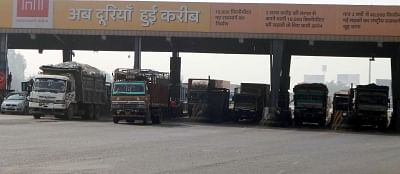 The National Highways Authority of India (NHAI) on Monday said it was going to rank toll plazas across the country to create a competitive atmosphere and provide best services to highway users. (Photo: IANS)