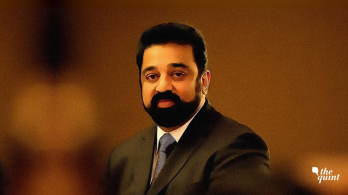 Kamal Haasan Takes the Political Plunge With 'Makkal Needhi Maiam'
