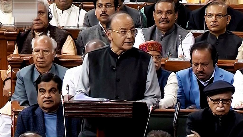 Union Finance Minister Arun Jaitley presented the 2018-19 Union Budget in Parliament on 1 February.