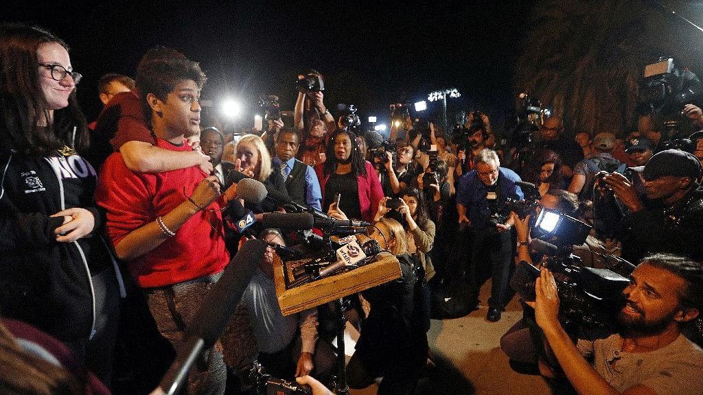 Calls for Gun Control at Fever Pitch After Florida School Massacre