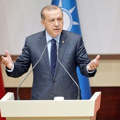 President of Turkey Recep Tayyip Erdogan. (File Photo: IANS)