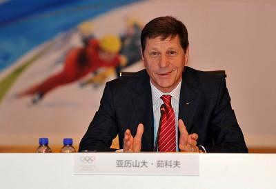 Alexander Zhukov. (Xinhua/Gong Lei/IANS)