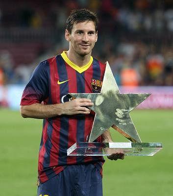 Leo Messi. (File Photo: IANS)
