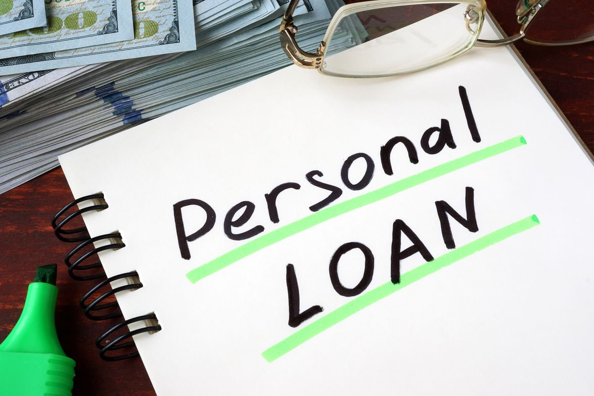 A personal loan will assist you in building your credit history.