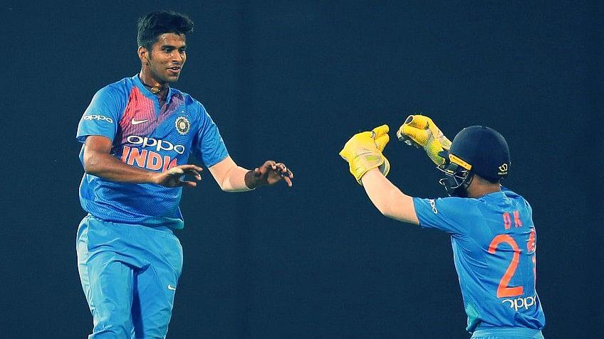 Washington Sundar, India's New Weapon in Powerplay Overs