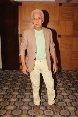 Actor Naseeruddin Shah. (File Photo: IANS)