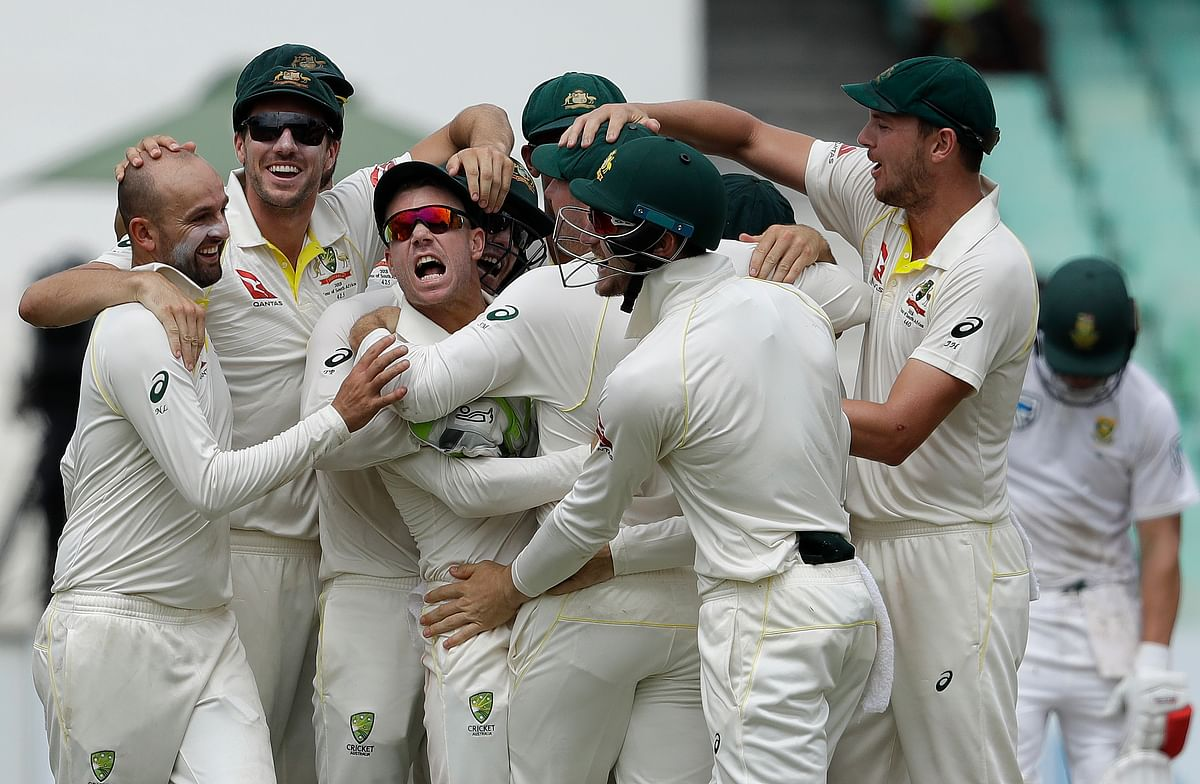 The tension between Australian and South African players during the ongoing series has been on an all-new high.