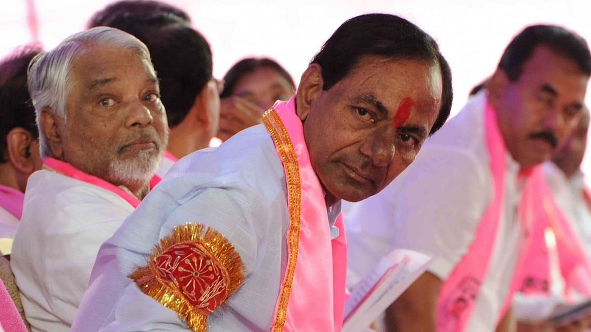 KCR – The Father of 'Modern Hyderabad'