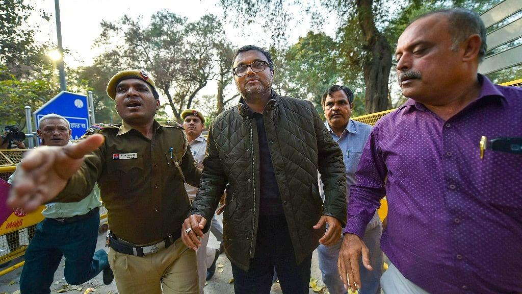 INX Media Case: CBI Takes Karti to Mumbai for Further Questioning
