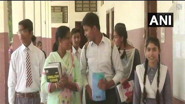 #GoodNews: Age No Bar, Rajni Bala Takes Class X Exam With Son