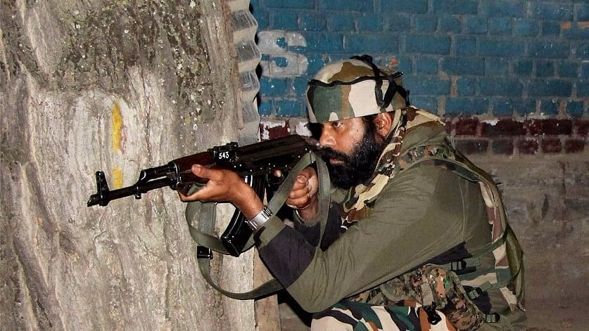 Search Operation Underway in J&K's Shopian After Firing Incident