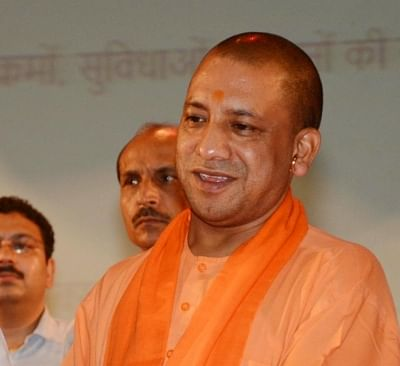 SP-BSP tie-up no alliance, it's compromise for power: Yogi