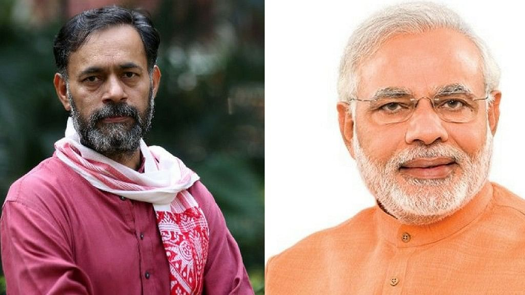 BJP Lost Polls As It Failed To Check Farm Distress: Yogendra Yadav
