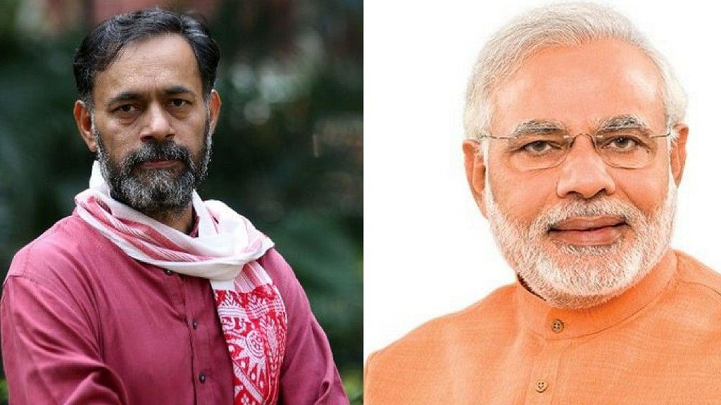 Listen to 'Mann Ki Baat': Yogendra Yadav to PM Modi on SSC Fixing