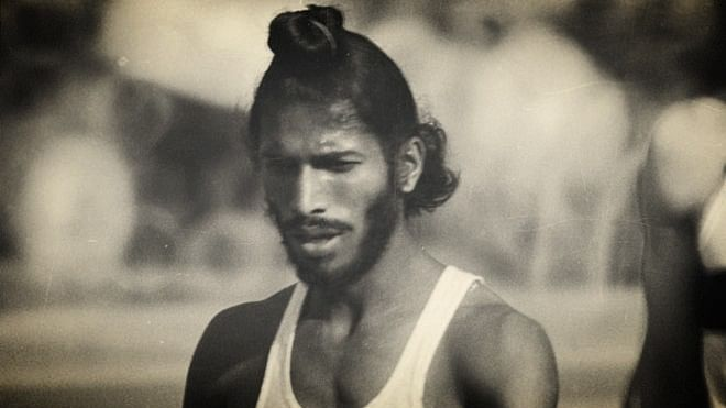 File picture of Milkha Singh.