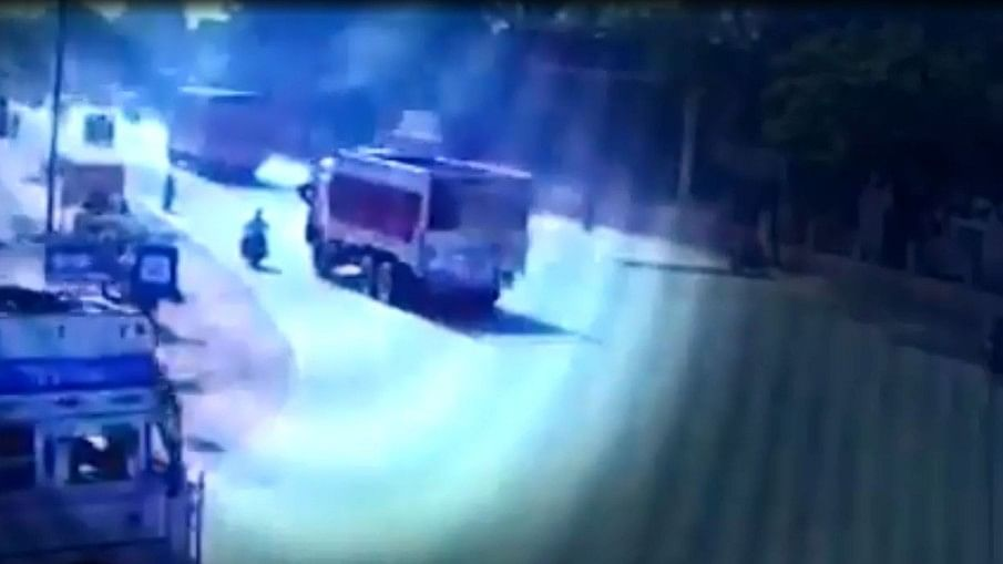 Truck Driver Who Mowed Down MP Journalist in Bhind Arrested