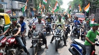 FIRs Against 2 Bengal BJP Leaders For Armed Ram Navami Rally